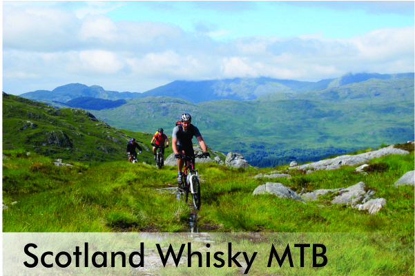 Scotland Whisky MTB